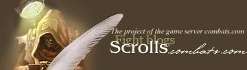 Combats Scrolls